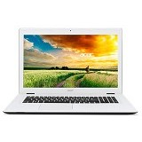 ACER Aspire E5-573 Non Windows (Core i3-5005U) - Cotton White - Notebook / Laptop Consumer Intel Core I3