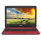 ACER Aspire ES1-131 Non Windows (Celeron N3050) - Red - Notebook / Laptop Consumer Intel Celeron