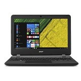 ACER Aspire ES1-132 Non Windows (Celeron N3350) - Black (Merchant) - Notebook / Laptop Consumer Intel Celeron