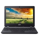 ACER Aspire ES1-132 Non Windows (Celeron N3350) - Black - Notebook / Laptop Consumer Intel Celeron