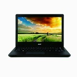 ACER Aspire ES1-420 Non Windows (AMD A4-5000) - Black (Merchant)