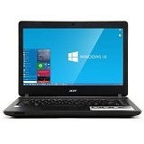 ACER Aspire ES1-432-C9B6 (Celeron N3350) - Black (Merchant) - Notebook / Laptop Consumer Intel Celeron