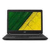 ACER Aspire ES1-432 (Celeron N3350 Non Windows) - Black (Merchant) - Notebook / Laptop Consumer Intel Celeron