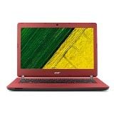 ACER Aspire ES1-432 (Celeron N3350 Non Windows) - Red (Merchant) - Notebook / Laptop Consumer Intel Celeron