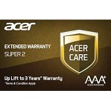 ACER Extended Warranty Super 2 [EW.SUPER.200] - Notebook Option Extended Warranty
