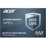 ACER Extended Warranty Super 4 [EW.SUPER.400] - Notebook Option Extended Warranty
