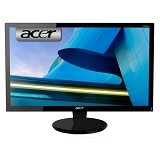 ACER LED Monitor 15.6 Inch [P166HQL] (Merchant)