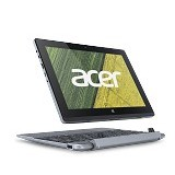 ACER One 10+ [S1002] - Dark Silver/Metalic - Notebook / Laptop Hybrid Intel Atom
