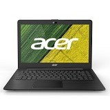 ACER One 14 L1410 Non Windows (Celeron N3050) - Black (Merchant) - Notebook / Laptop Consumer Intel Celeron