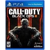ACTIVISION Call of Duty Black Ops III PlayStation 4 - CD / DVD Game Console