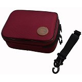 ACTLOOP Tas Kamera GoPro 4/3+/3/2/1 & Xiaomi Yi - Merah Maroon (Merchant) - Camera Shoulder Bag