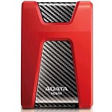 ADATA HD650 USB 3.1 1TB - Red - Hard Disk External 2.5 Inch