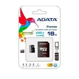 ADATA MicroSD 16GB - Micro Secure Digital / Micro SD Card