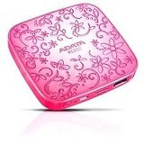 ADATA Powerbank 5000mAh [PC-500] - Pink (Merchant) - Portable Charger / Power Bank