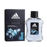 ADIDAS Ice Dive EDT 100 ml (Merchant) - Eau De Toilette untuk Pria