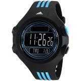 ADIDAS Jam Tangan Adidas Unisex Adp Digital Striped Watch Original [6082] - Blue - Jam Tangan Pria Sport