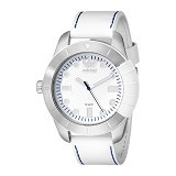 ADIDAS Leather Quartz Watch [ADH3036] - White (Merchant) - Jam Tangan Pria Fashion