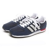 ADIDAS Neo City Racer Sneakers Shoes Size 40 [F99330] - Navy (Merchant)