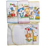 ADORABABYSHOP Gurita Rekat Bayi - Putih - Cloth Diapers / Popok Kain