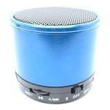 ADVANCE Bluetooth Speaker [ES010] - Blue - Speaker Bluetooth & Wireless