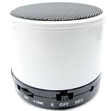 ADVANCE Bluetooth Speaker [ES010] - White - Speaker Bluetooth & Wireless