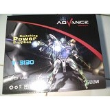 ADVANCE Power Supply 500 Watt - Black  (Merchant) - Power Supply Below 600w
