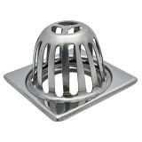 AER Roof Strainer [RS 03 SS] - Tutup Lubang Air / Drain Stopper