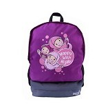 AFRA KIDS Backpack Happy with Hijab - Tas Anak