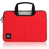 AHHA Carrier Clement Universal 11 inch Tas for MacBook - Red (Merchant) - Notebook Carrying Case