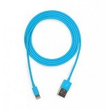 AHHA Lightning Cable Donuts String iPhone 5 [A-HCCB-1003] - Blue (Merchant) - Cable / Connector Usb