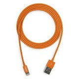 AHHA Lightning Cable iPhone 5/5s/6/6 Plus String Spark - Orange - Cable / Connector Usb