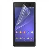 AHHA Monshiel Screen Guard for Sony Experia Z3 - Cristal Clear (Merchant) - Screen Protector Handphone
