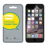 AHHA Monshield Cristal Clear for Apple iPhone 6 Screen Guard [A-MSIH647-CL] - Screen Protector Handphone