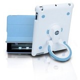 AIDATA Multi Stand White - Blue - Gadget Docking