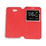 AIMI Flipcover Samsung Galaxy J7 Prime View - Red (Merchant) - Casing Handphone / Case