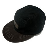 AIRWALK Kamron Casual Classic Cap [AIWHPM5601RB] - Black/Brown - AKSESORIS PERJALANAN