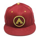 AIRWALK Marco Casual Cap [AIWHPM6302MR] - Maroon - Topi Pria