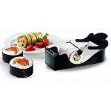 AIUEO Perfect Roll Sushi Maker - Black - Sushi Roller