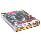 AL GOLD Buku Tulis 38Lb/10 [Civil War/Batman/Transformer] 2016 (Merchant) - Buku Tulis