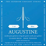 ALBERT AUGUSTINE Classic Blue String Set High Tension - Senar Gitar