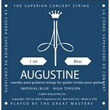 ALBERT AUGUSTINE Imperial Blue String Set High Tension - Senar Gitar