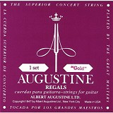 ALBERT AUGUSTINE Regal Gold String Set Medium Tension - Senar Gitar