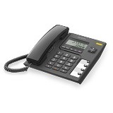 ALCATEL [T56] - Black - Corded Phone