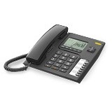 ALCATEL [T76] - Black - Corded Phone