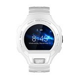 ALCATEL One Touch Go Watch - White (Merchant) - Smart Watches