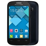 ALCATEL Pop C3 - Bluish Black - Smart Phone Android