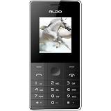 ALDO AL68 - Black - Handphone GSM