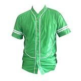 ALL SPORT Baju Olahraga Size L [BB 003 IP] - Hijau - Jersey Pria