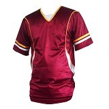 ALL SPORT Baju Olahraga Size XL [BB 001 MP] - Maroon