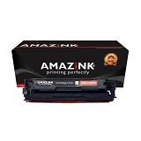 AMAZiNK Cartridge Toner HP 125A Black [AMZ-CB540A] (Merchant) - Toner Printer Refill